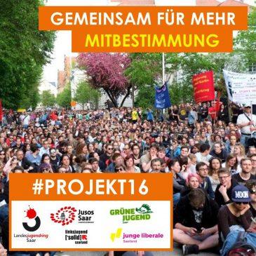 Wahlalter ab 16 – Jusos fordern Änderung des Kommunalwahl- und Landtagswahlgesetz