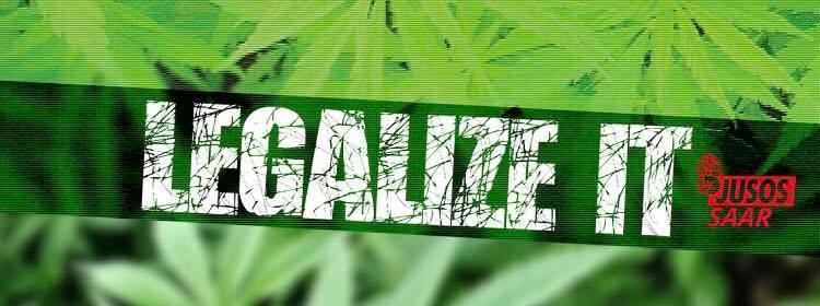 Jusos an der Saar fordern Umdenken in der Drogenpolitik