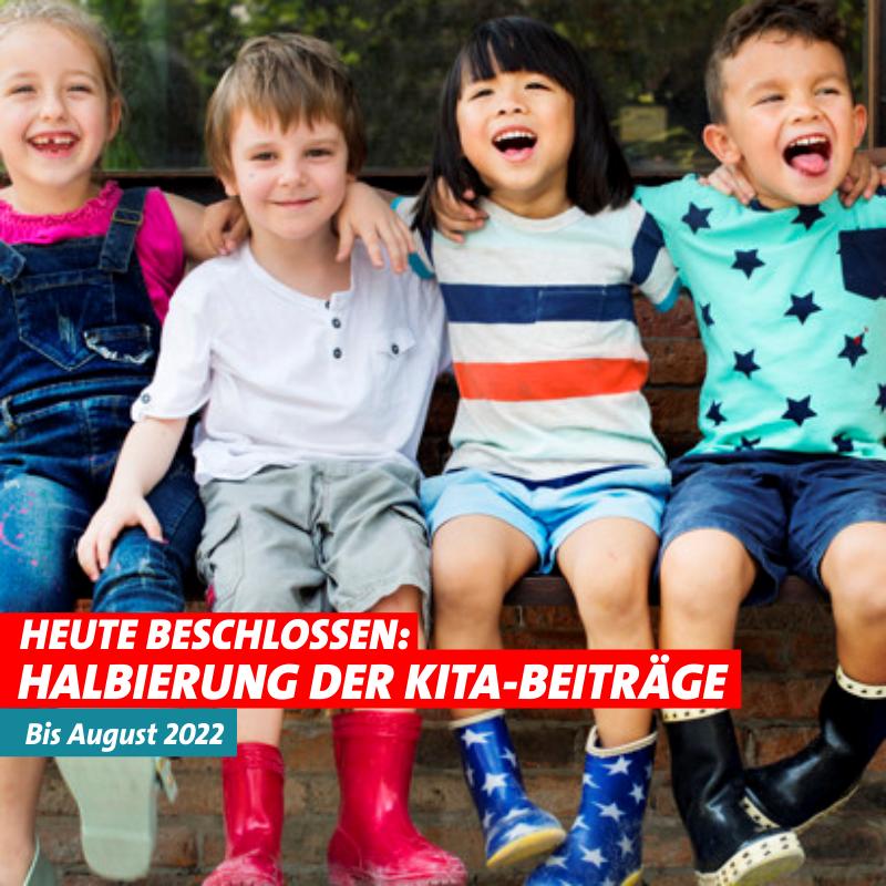 Jusos Saar erfreut über Landtagsbeschluss zur Halbierung der KiTa-Beiträge
