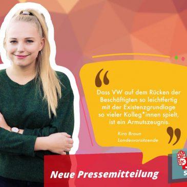 VW trägt Mitschuld an der Insolvenz der Gusswerke Saarbrücken