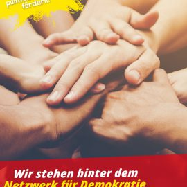 """Bundesprogramm Demokratie leben! – Braun: """"Wir müssen die stärken, die unsere Demokratie stärken."""""""