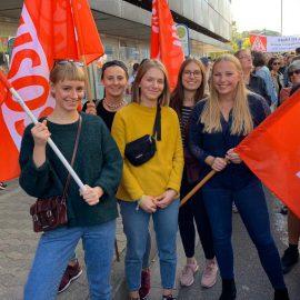 Jusos fordern Bannmeile rund um Beratungsstellen