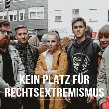 Gemeinsame PM mit Dennis Lander (MdL) Rechtsextremismus im Saarland bekämpfen