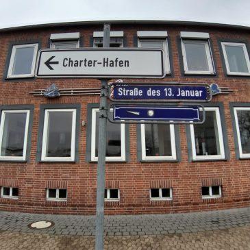 Umbenennung der Straße des 13. Januar
