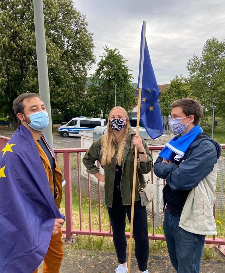 Jusos an der Saar fordern Maskenpflicht im Saarland