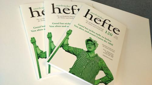 Saarbrücker Hefte vor dem Aus: Leere Worte des OB Conradt