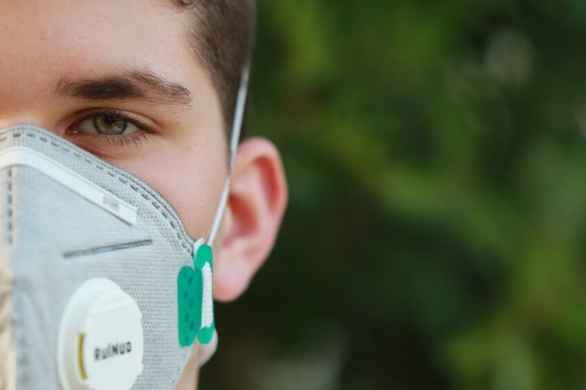 FFP2 Masken für Risikogruppen!