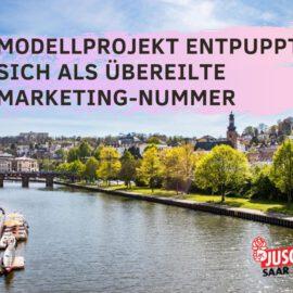 Saarlandmodell entpuppt sich als übereilte Marketing-Nummer