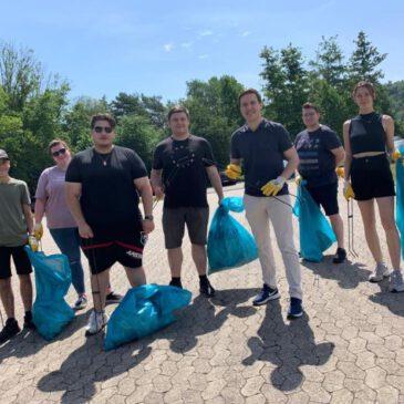 Landesweiter Clean-Up Day der Jusos Saar